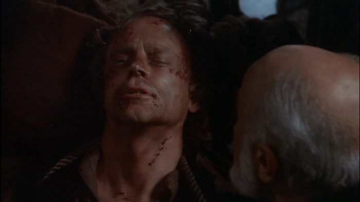 Edward dying