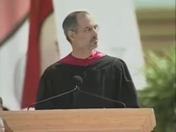 Steve Jobs at Stanford University, 2005