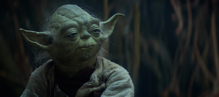 Yoda: no room for redemption